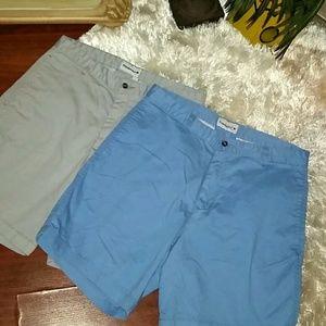 Saddlebred lot of men's comfort flex shorts sz 34